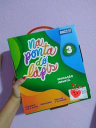 Livro Na Ponta do Lapis 3