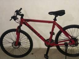 Título do anúncio: Bicicleta Aro 26 quadro 20' - Freio a Disco