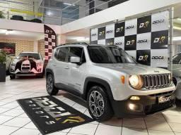 Título do anúncio: Jeep Renegade LONGITUDE com teto, a mais top