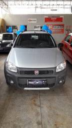 Fiat Strada CD 1.4 Working 2017 Completa