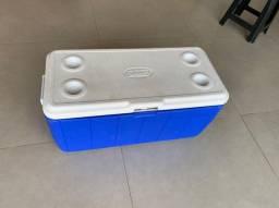 Caixa térmica Coleman 100 litros
