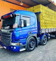 Scania P 310 bitruck série especial