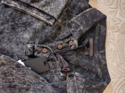 Camisa Polo Picket Ski Reserva Original