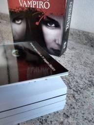 Título do anúncio: Box Diarios do Vampiro