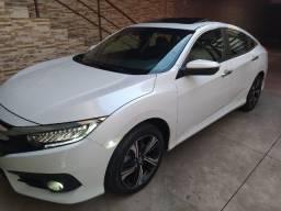 Honda Civic 1.5 Touring 2018/2018 /// Aceito Troca /// Único Dono /// Oportunidade!!!!