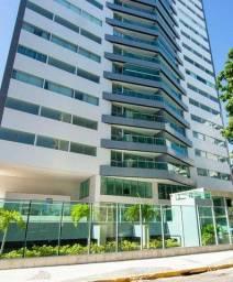 Título do anúncio: Vale do Ave com vista do mar! Edf. Camilo Castelo Branco. 152m² - 3 quartos(3 suítes) Boa