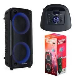 caixa de som bomber beatbox 400