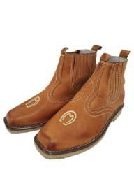 Bota masculina Botina Country Mangalarga para peão