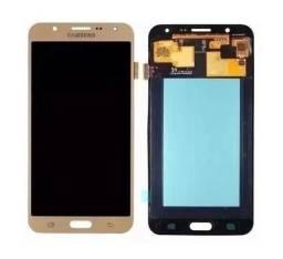 Tela / Display Para Samsung J7 Duos J700 - Melhor Preço do ES e Instalação em 30 Minutos!