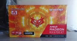 Título do anúncio: RX 6700 XT NITRO+