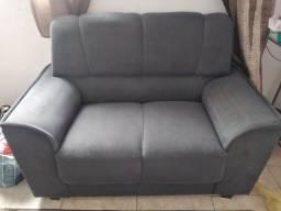 Jogo de sofá de 2 e 3 lugares