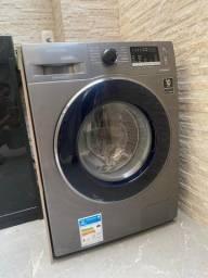 Título do anúncio: Vendo Urgente! Máquina Samsung lava e seca 11kg inox
