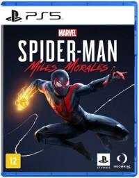 Marvel's Spider Man: Miles Morales - PlayStation 5, Novo, Lacrado ou 12X R$ 16,55