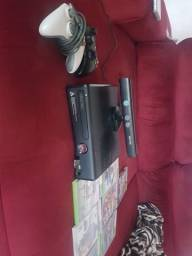 Xbox 360 completo + Kinect