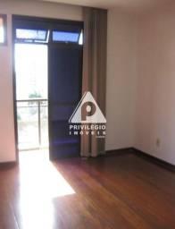 Apartamento para aluguel, 3 quartos, 1 suíte, 2 vagas, Tijuca - RIO DE JANEIRO/RJ