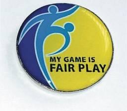 Moeda de árbitro Oficial FIFA