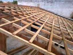 Conserta se telhados reforma em geral manta asfáltica.