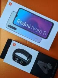 Redmi Note 8 + Band 4