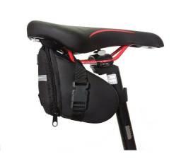 Título do anúncio: Bolsa de selim .  Bike porta ferramentas .