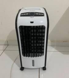 Climatizador usado pouquíssimas vezes