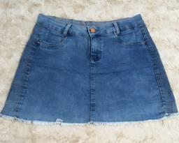 Saia jeans - TAM: 44