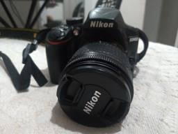 Título do anúncio: Câmera D3400