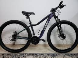 Bicicleta Caloi Évora aro 29