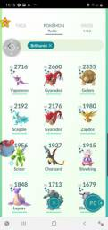 Pokemon do shiny