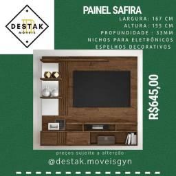 Safira Painel para tv Painel Entrega e Montagem Gratuita