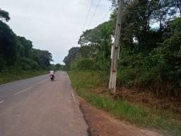 Terreno de 30 por 30 no município de Autazes com alicerce de casa de 11 por 8. 21 mil