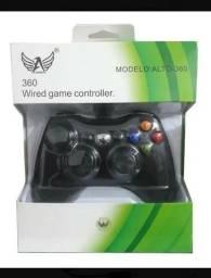 Controle para x box 360 novo com garantia.