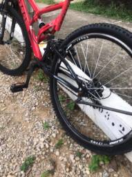 Bicicleta aro 26 para vender logo