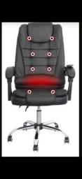 Cadeira presidente, massagem