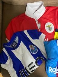 Título do anúncio: Camiseta de futebol