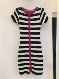 Título do anúncio: Vestido tricot
