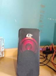 Caixa de som LED Red Dragon