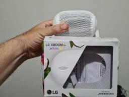 Caixa Bluetooth LG Xboom PL2 by Meridian. Novo.