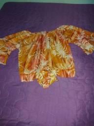Título do anúncio: Blusas Ciganinhas G e GG