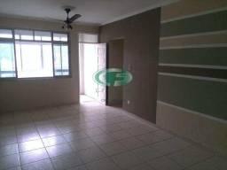 Título do anúncio: Apartamento para venda com 120 metros quadrados com 4 quartos em Campo Grande - Santos - S