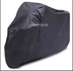 Vendo capa para moto nova valor 120