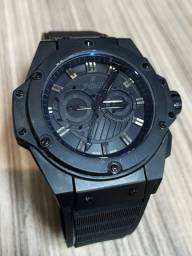 Relógio Hublot King Power All Black Usado