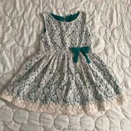 Vestido infantil 18-24  meses