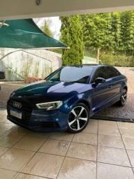 Audi A3 Ambiente Flex 2018 c/ 28.000 km