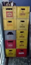 Caixa de cerveja (vazia)