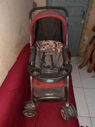 Carrinho de bebê novo!!