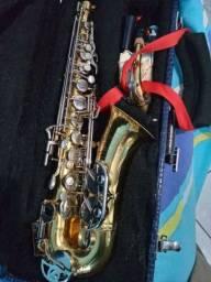 Sax Alto Selmet Bundy II Made in USA