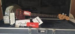 Contrabaixo Fender Jazz Bass Deluxe Mexicano 4 cordas ( APENAS VENDA)