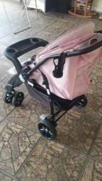 Carrinho de bebê AT6 da Burigotto
