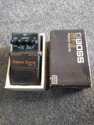 Pedal Boss Metal Zone - MT-2