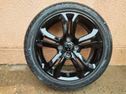 """Rodas originais Peugeot 208 griffe 16"""""""